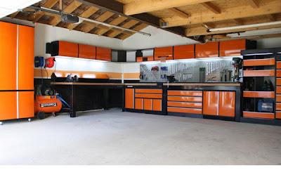 Casa de nuestro suenos el garaje - Garaje para coches ...