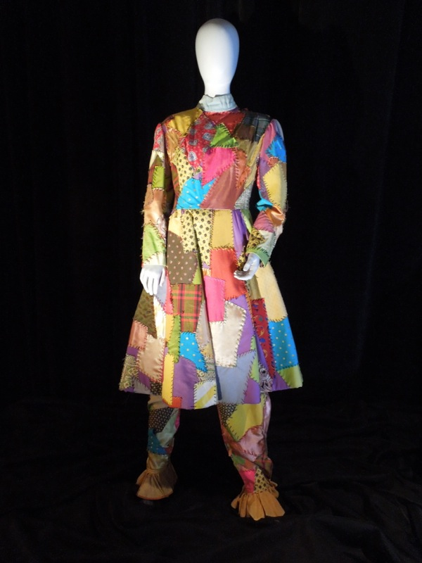 Patchwork Girl costume Fourth Anniversary Show