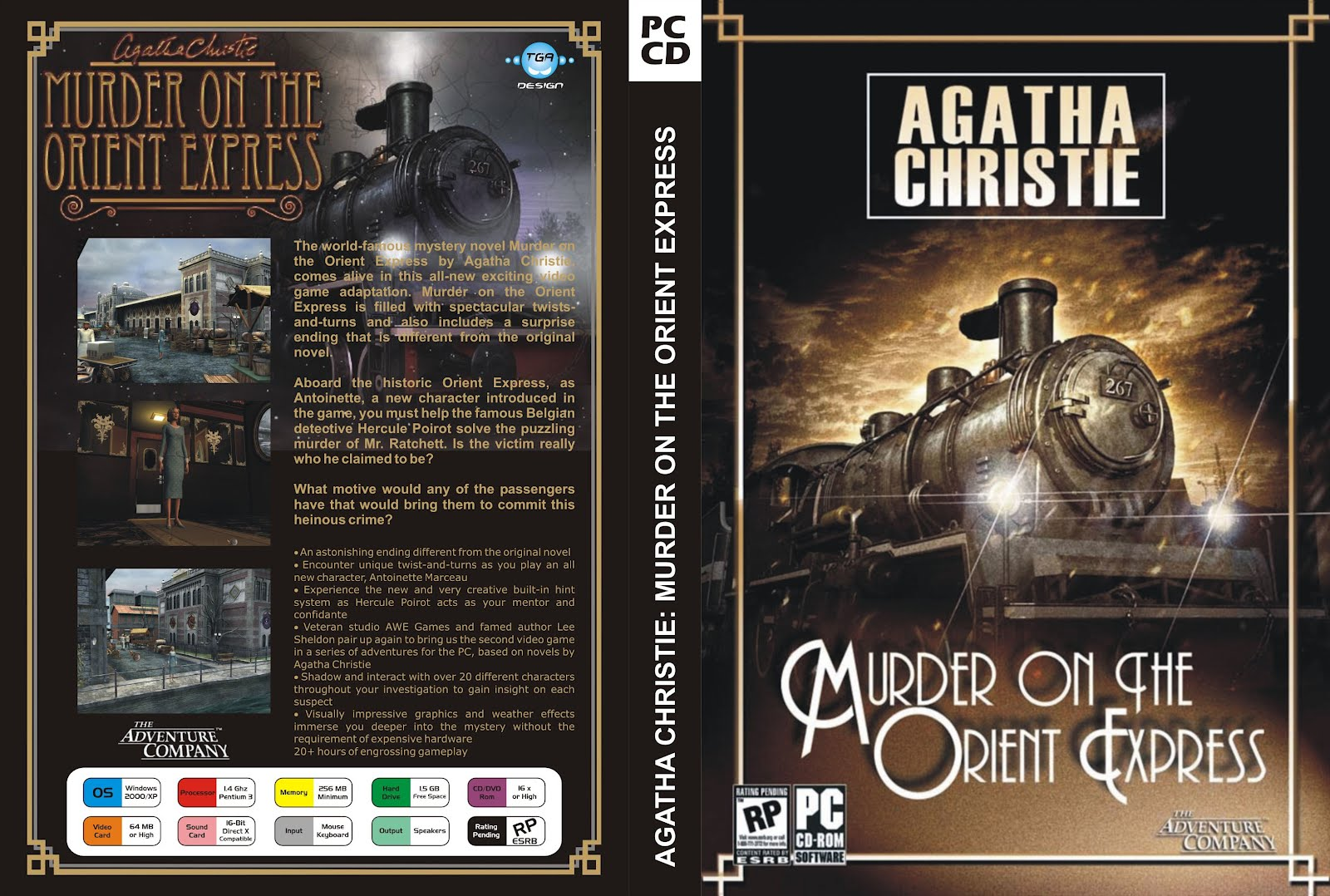 the orient express pdf download