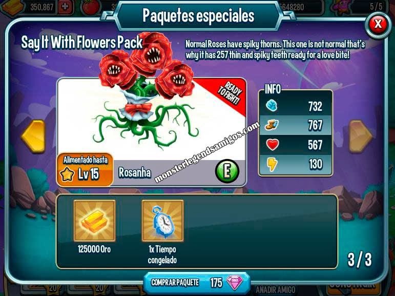 imagen de la oferta especial say it with flowers pack