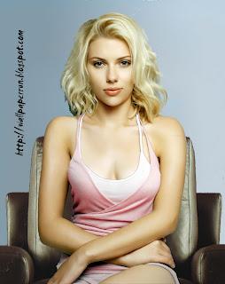Scarett Johansson Hot