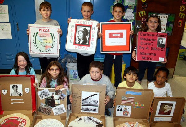 school book report projects