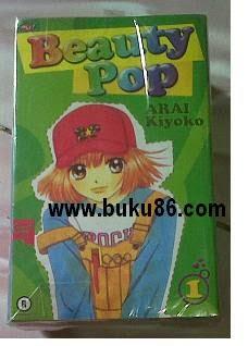 Komik Beauty Pop Lengkap by Arai Kyoko