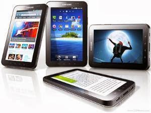 Tablet Android Samsung Galaxy Tab P1000, Review Spesifikasi Dan Harga
