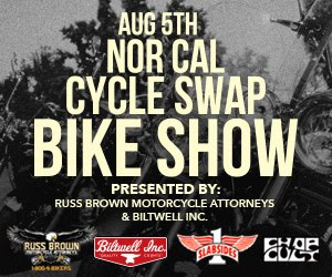 NorCal Swap Bike Show
