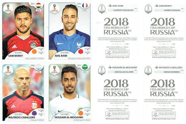 Sticker 142 Spanien Panini WM 2018 World Cup Russia Thiago