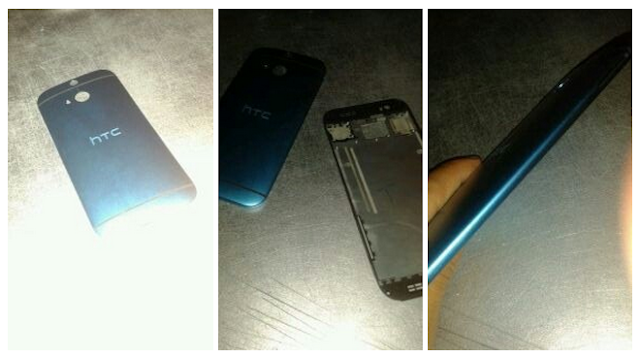 HTC M8 back cover