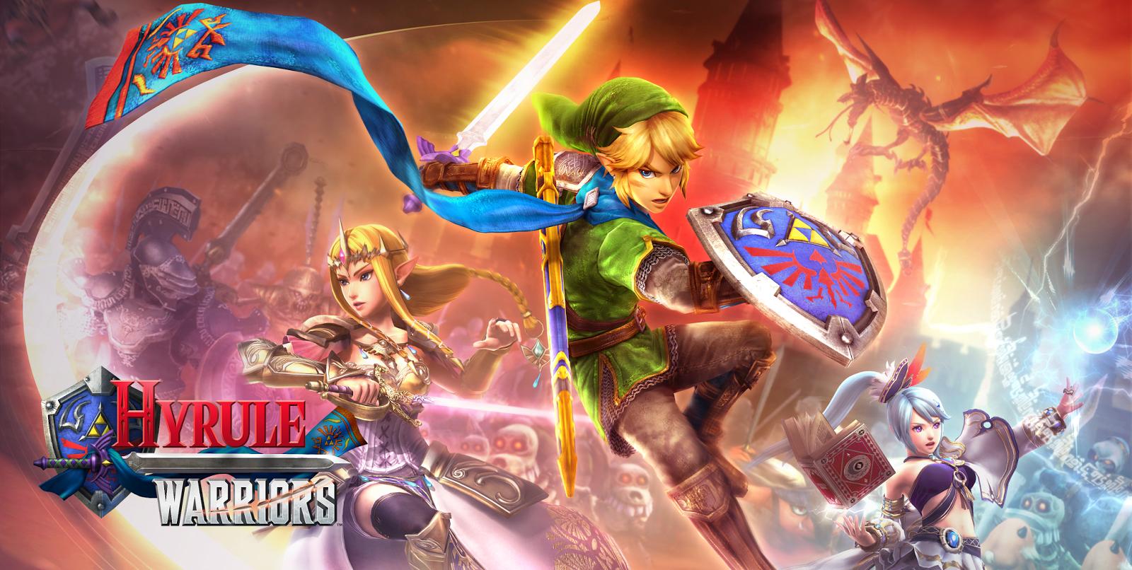 Hyrule Warriors Débarque sur 3DS ! Hyrule%2BWarriors%2Breview