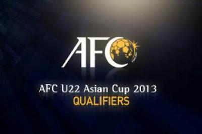 Jadwal Kualifikasi AFC CUP U22 SCTV