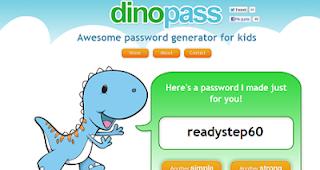Dinopass, contraseñas seguras - tecnogeek.es