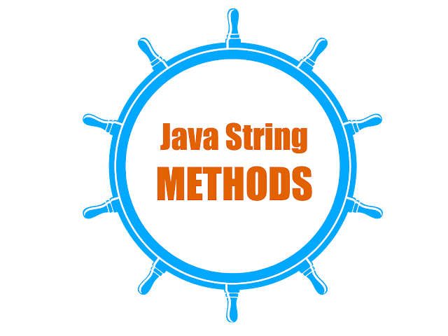 string functions in java