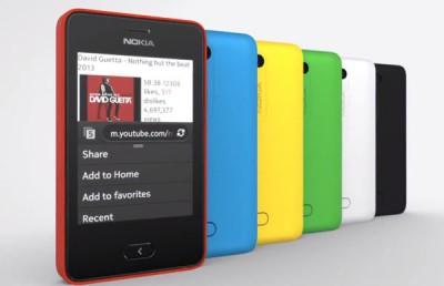 Update Software 1.4 Nokia Asha Tambah Fitur Baru