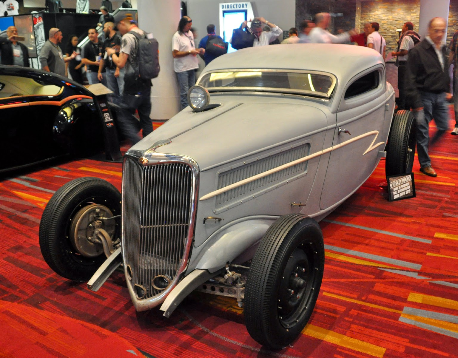 Just A Car Guy: the latest Hot Rod of Billy Gibbons