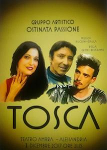 Tosca ad Alessandria, by Lia Tommi