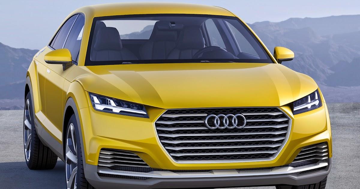 Audi A3 Cupe >> Audi TTQ: o TT com capacidade para quatro - Notícias Automotivas