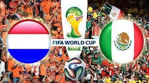 Holanda 2 - 1 México. Holanda se mete en cuartos sin necesidad de penaltis