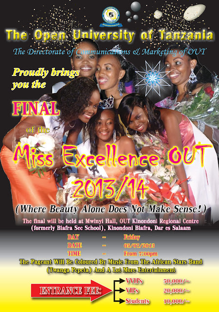 MISS EXCELLENCE OUT 2013/14