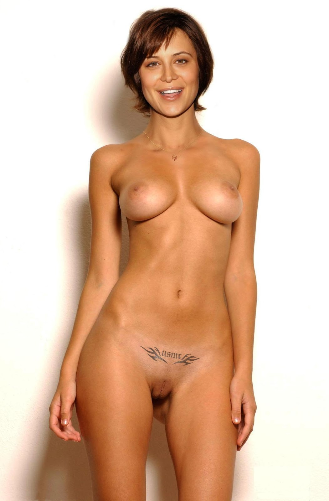 Catherine bell nude sex video