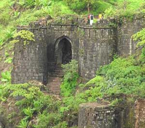 Sinhgad :The Lion Fort