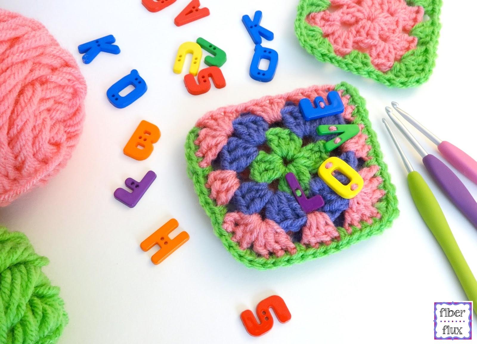 Free Crochet Pattern Gift Card : Fiber Flux: Free Crochet Pattern...Granny Gift Card Holder!