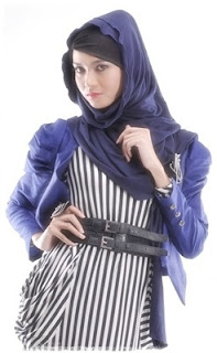 model busana muslim kantor