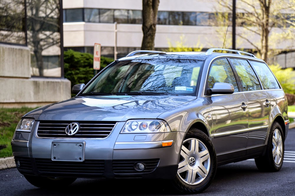 daily turismo 15k one owner 2003 volkswagen passat w8 4motion wagon. Black Bedroom Furniture Sets. Home Design Ideas