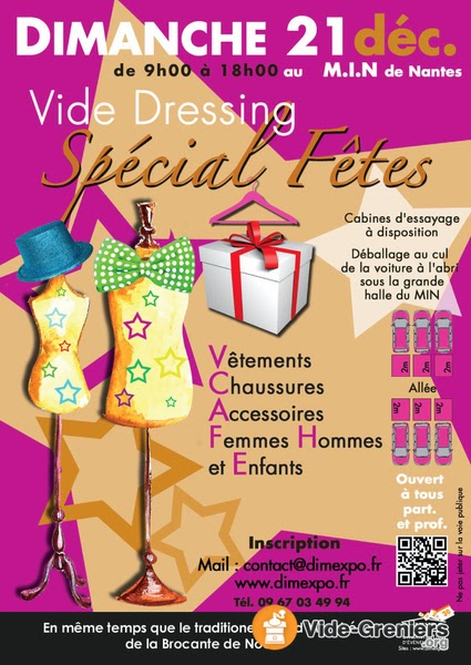 vide-dressing, M.I.N, Nantes, bullelodie