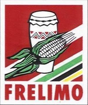 Samora Machel, presidente de Mozambique FRELIMO_logo