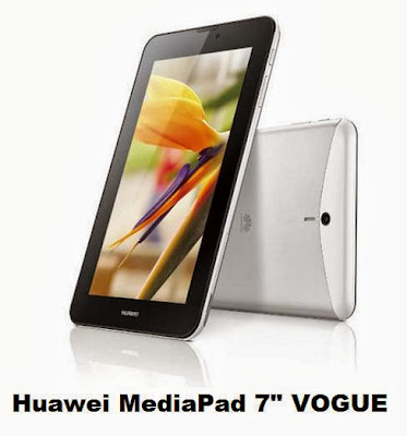 List 2014: Huawei Ascend Single/Dual/Quad Core Android Phones/Tablets