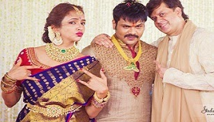 Manchu Manoj Marriage Groom (Pellikoduku) Ceremony