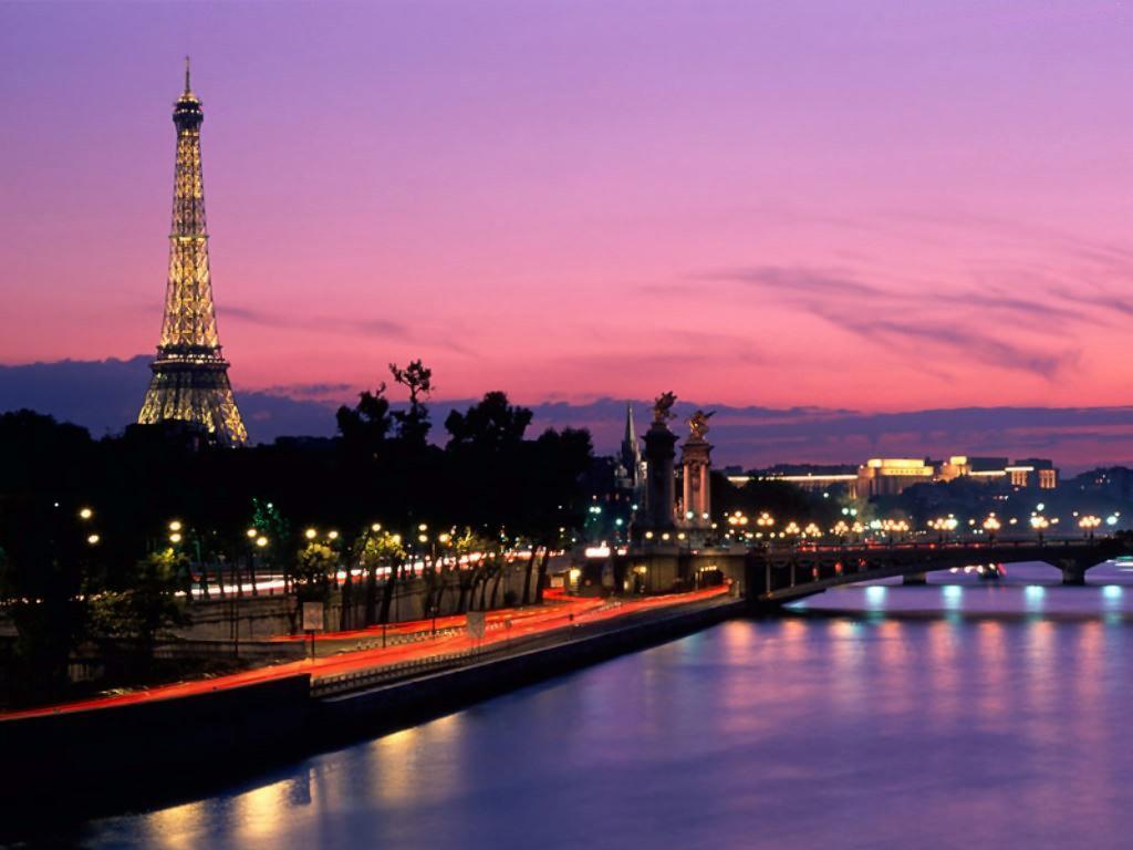 andare a parigi