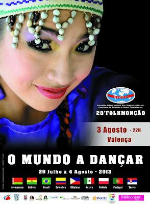 Festival Internacional de Folclore – O Mundo a Dançar