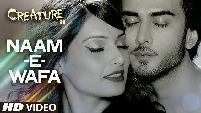 NAAM - E - WAFA SONG LYRICS & VIDEO | CREAYURE 3D | FARHAN SAEED | TULSI KUMAR
