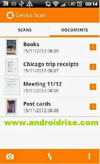 Genius Scan+ -PDF Scanner Android App