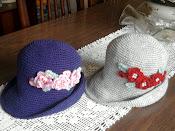 Chapéus com abas