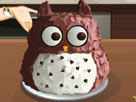 Baykuş Pasta Yapma