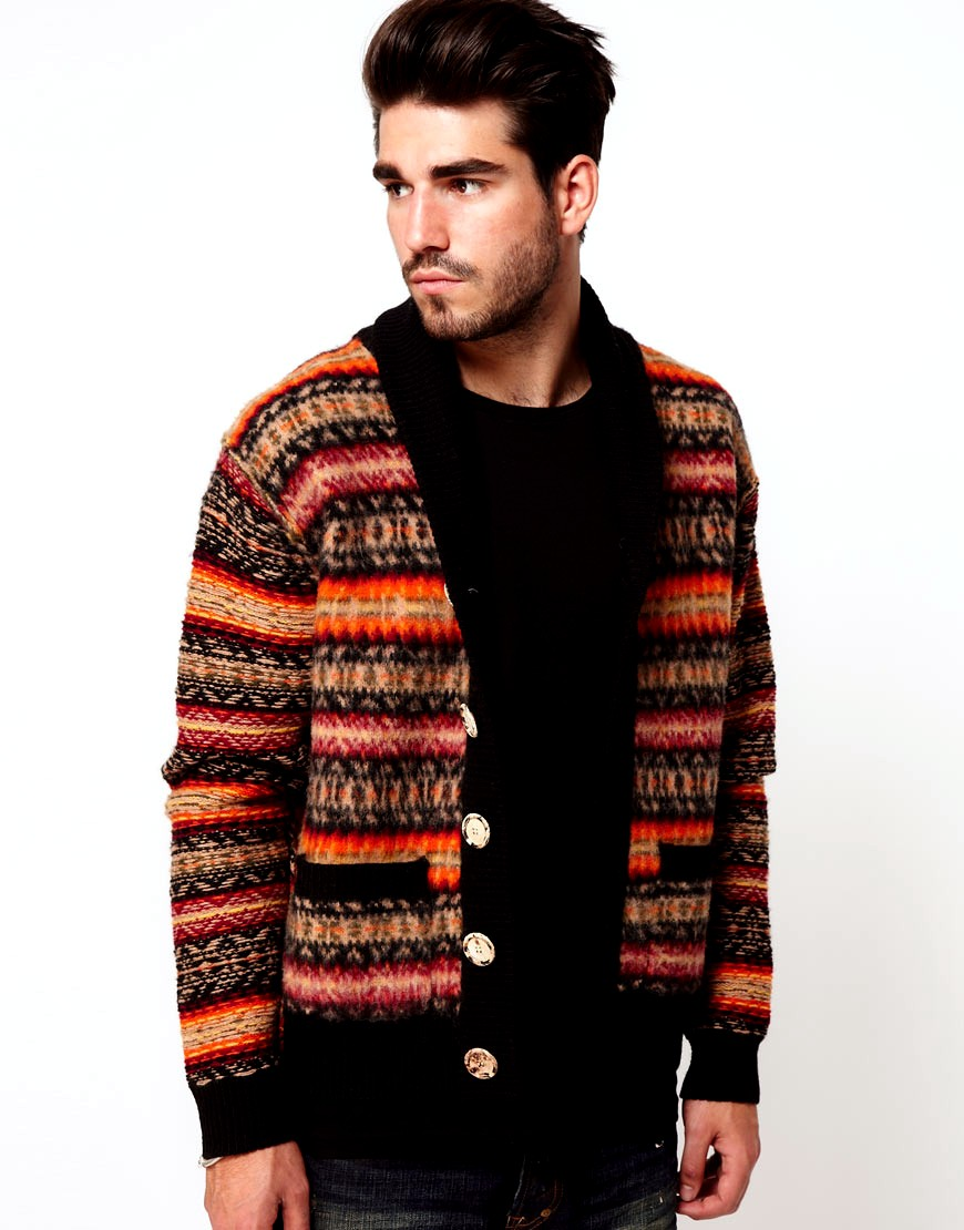 Mens Christmas Party Outfit Ideas Part - 30: Christmas Sweater Shirts | Mens Christmas Jumpers | Christmas Outfits  2012-13 For Men By Asos