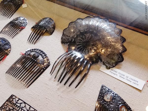 aliciasivert, Alicia Sivertsson, Rouen, France, Musée le secq des Tournelles, normandy, frankrike, nomandie, museum, järnmuseum, iron, järn, hårsmycke