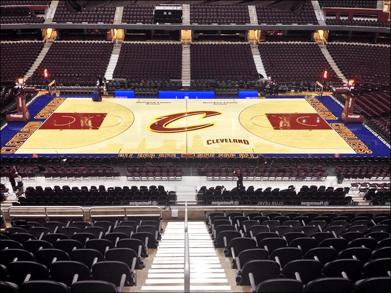 NBA 2K15 Court Updates
