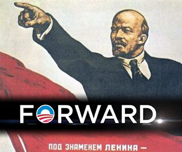 Forward! With Lenin and Obama