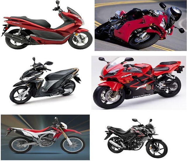 New upcoming Honda Bikes wallpapers