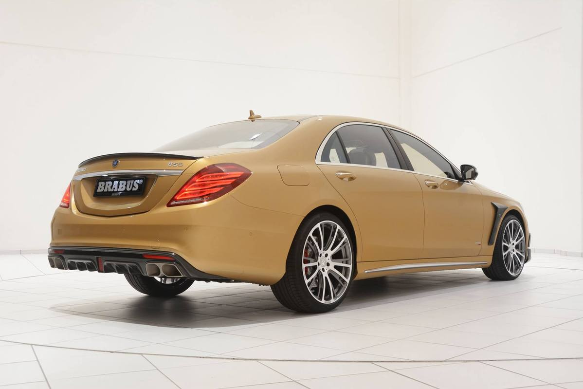 Brabus 850 mercedes benz w222 s63 amg benztuning for Mercedes benz s63 amg biturbo