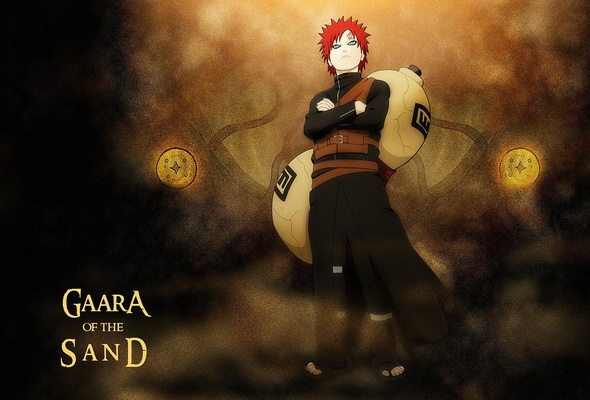 Naruto Shippuden Pictures - gaara