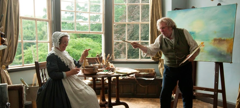 Mr. Turner de Mike Leigh