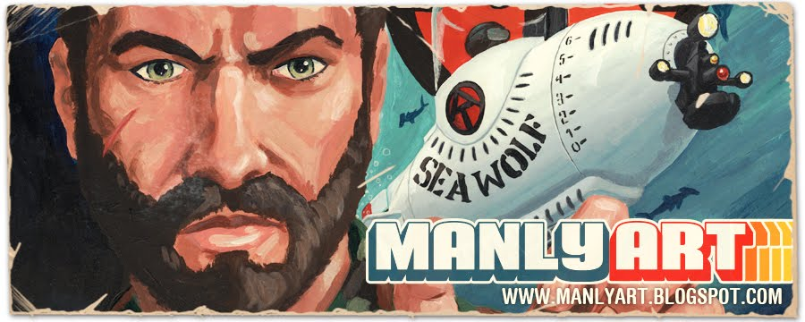 The Manly Art Blog
