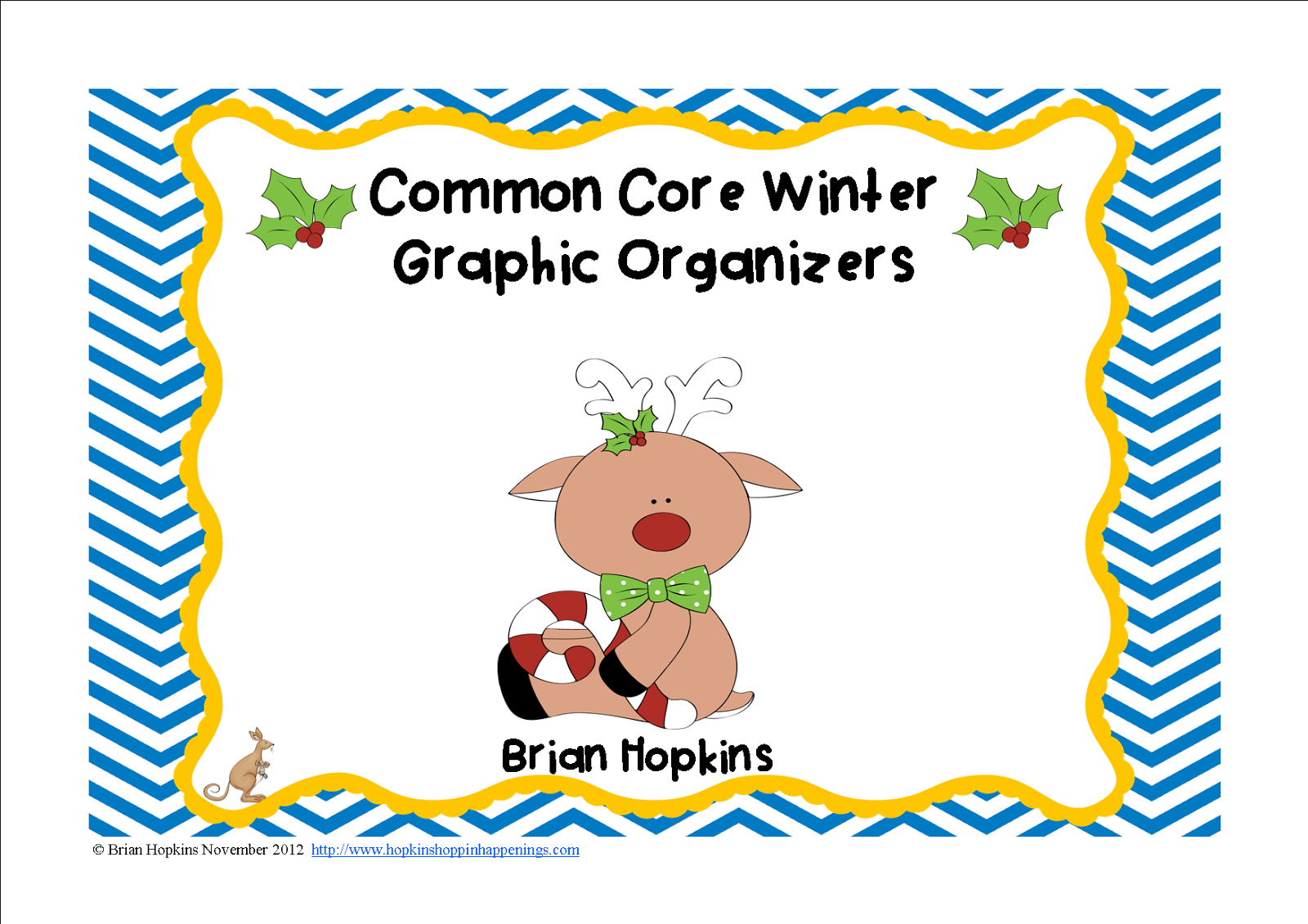 http://www.teacherspayteachers.com/Product/Free-Common-Core-Winter-Graphic-Organizers-419121
