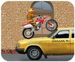 Đua moto địa hình 6, chơi game đua xe online