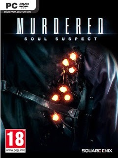 Murdered: Soul Suspect PC Box