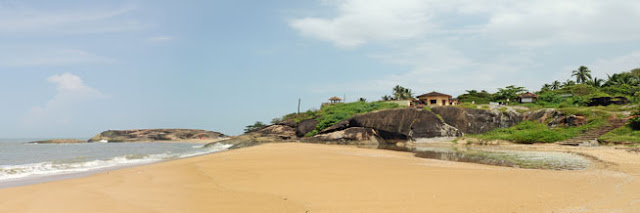 Someshwara beach near Ullal