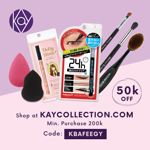KODE PROMO: KAY COLLECTION